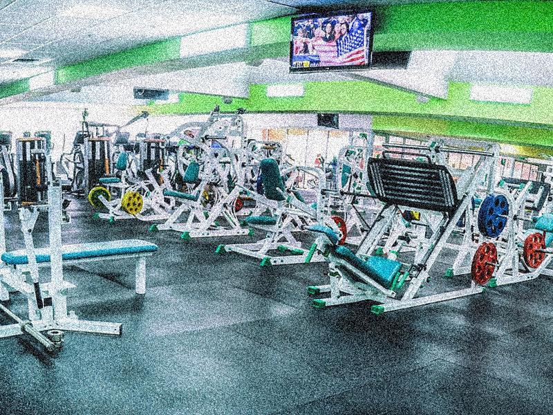 фитнес на Борщаговке
