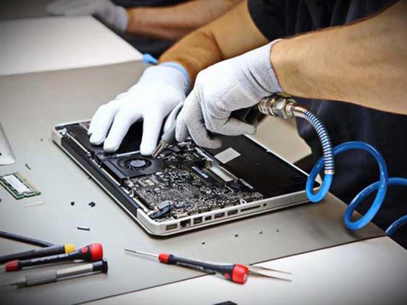 ноутбука ремонт