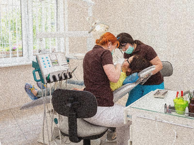 Стоматология Позняки Осокорки Киев