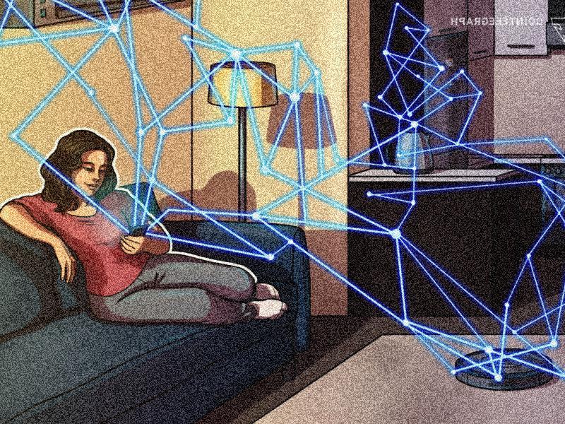 блокчейна в Интернете