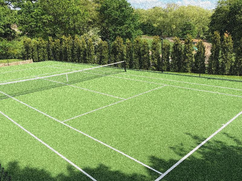 Теннисные корты в Киеве