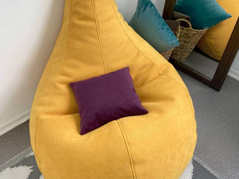 мягкие кресло мешок