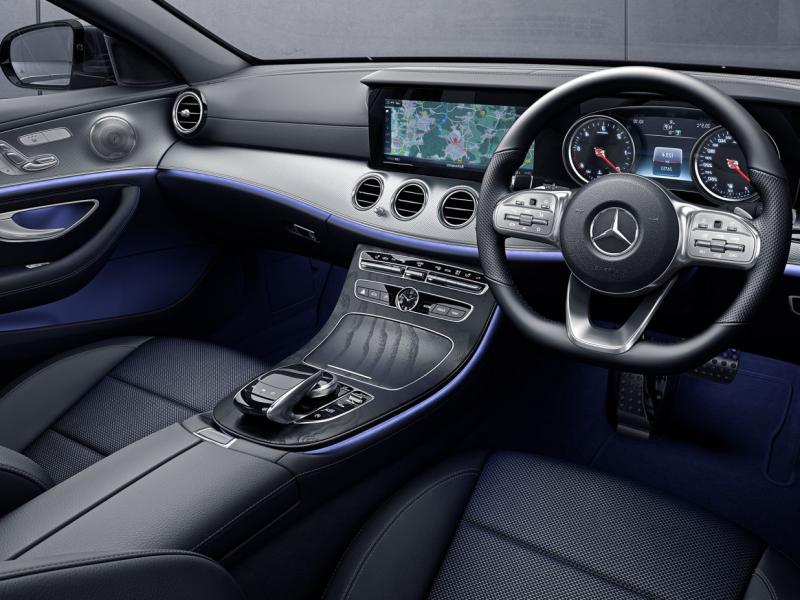 Mercedes AMG E-Класс