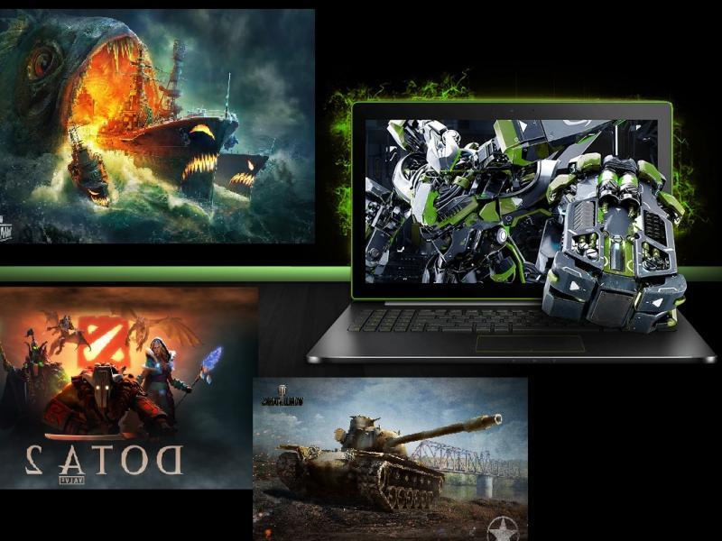 выбора игрового ноутбука