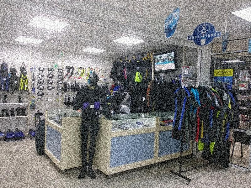 Магазин подводной охоты