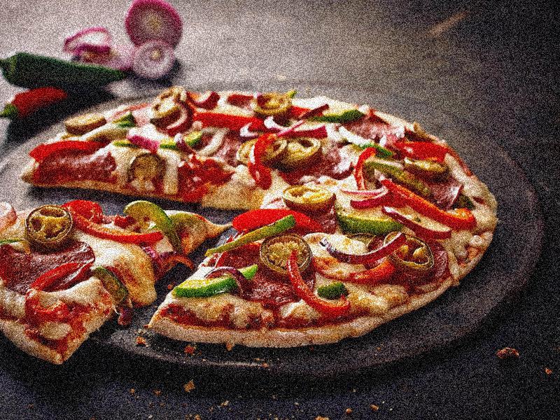 Королевская пицца по-домашнему