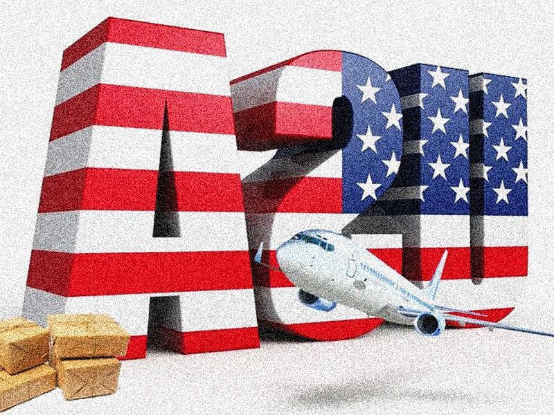 Товары из Европы и США для отдыха и туризма
