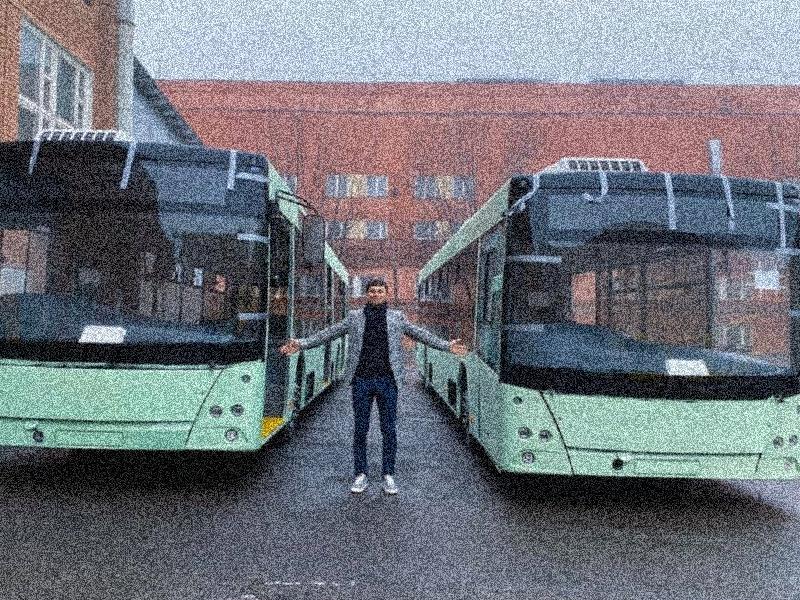 автобус через Борисполь