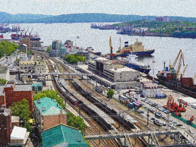 Контейнерные перевозки грузов из Владивостока