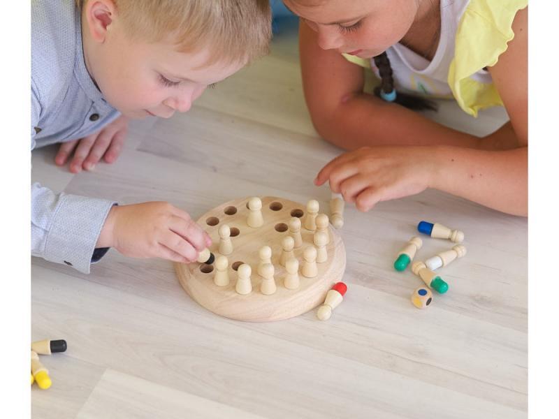 Деревянные игры детям