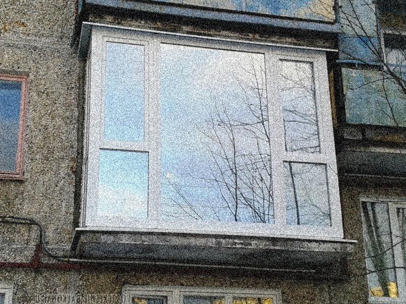 Установка пластиковых окон в Запорожье