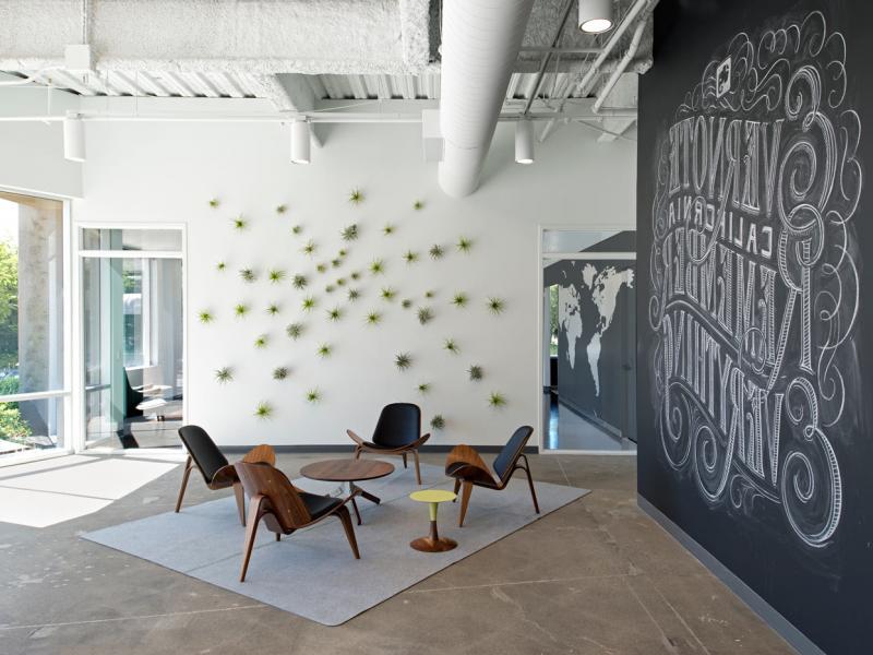 офисный дизайн
