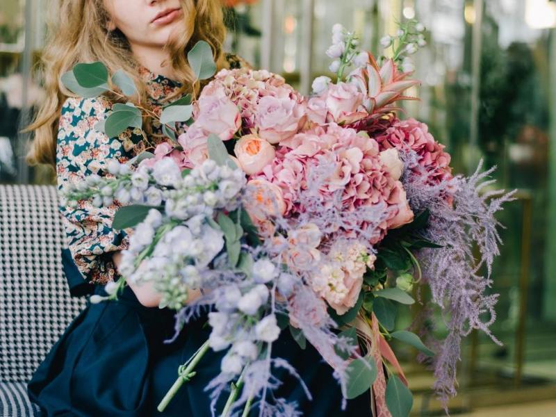 Доставка цветов Одесса №1