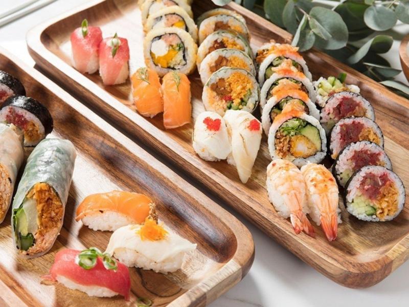 Суши как есть