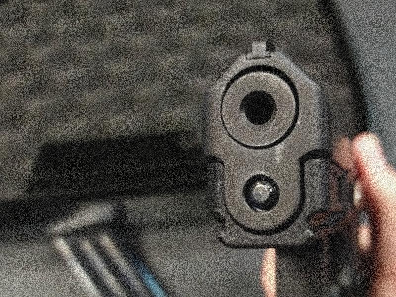 Пистолет травматический GrandPower TQ1 UXOR