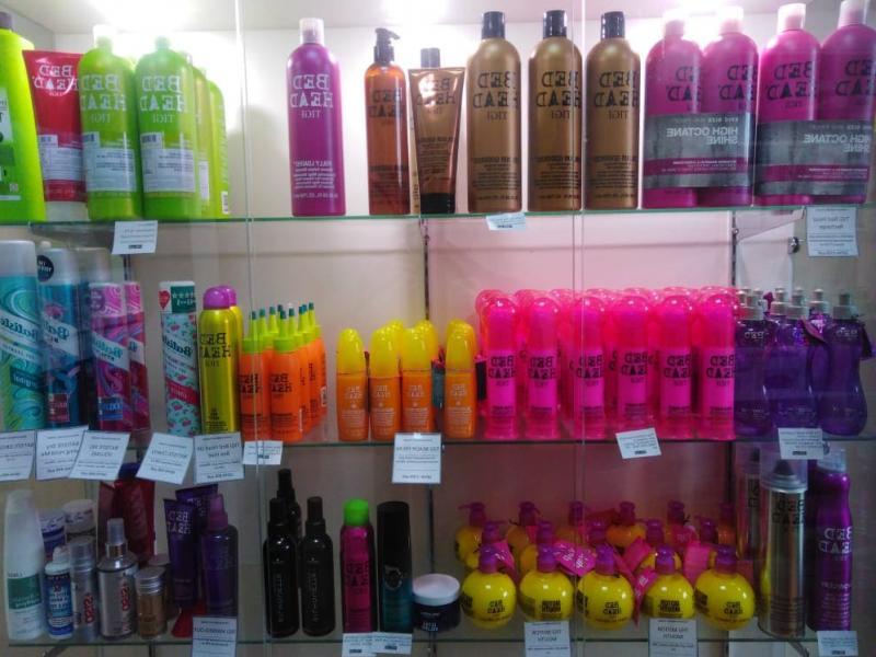 Магазин профессиональной косметики для волос