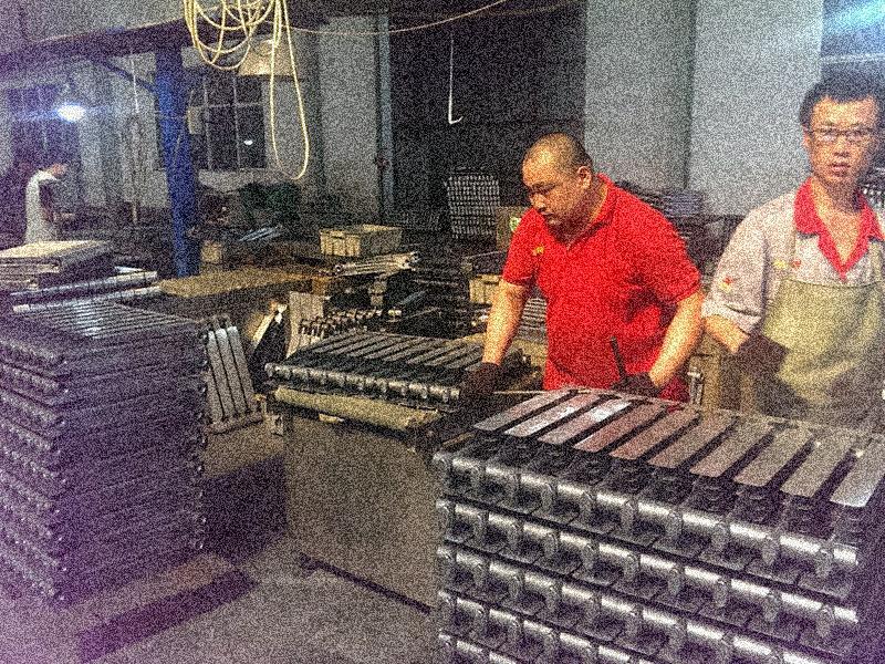 Биметаллические радиаторы Китай