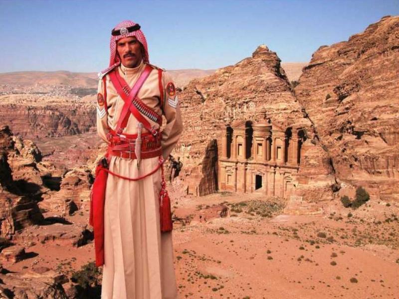 экскурсия: Израиль и Иордания